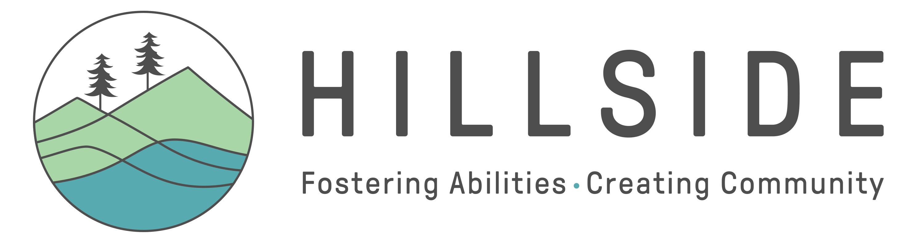 Hillside logo color