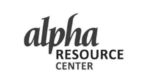 Alpha Resource Center logo